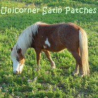Unicorner Satin Patches